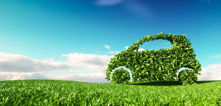 Sind Elektroautos Umweltfreundlich